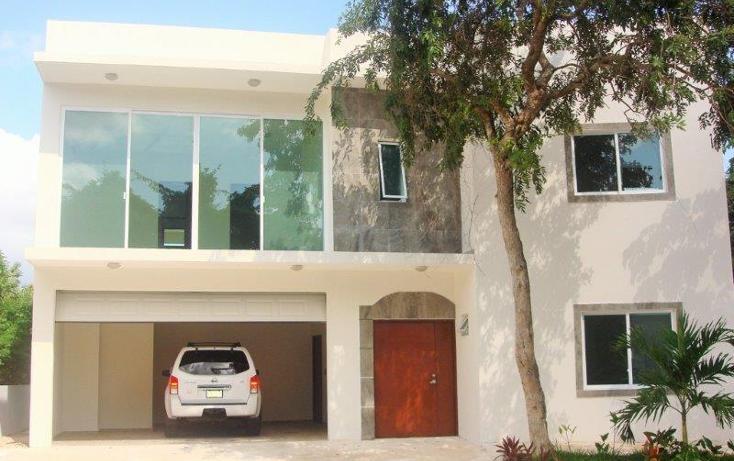 Foto de casa en venta en  , selvamar, solidaridad, quintana roo, 1604154 No. 01