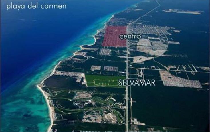 Foto de terreno habitacional en venta en  , selvamar, solidaridad, quintana roo, 823659 No. 04