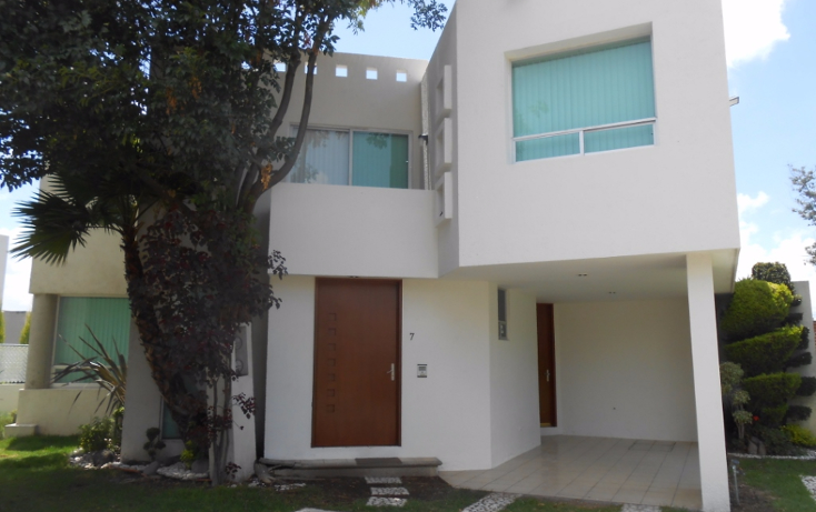 Foto de casa en renta en  , senda del sol, san pedro cholula, puebla, 1976736 No. 01