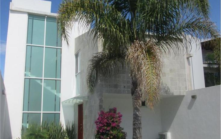 Foto de casa en renta en senda eterna 24, zona este milenio iii, el marqués, querétaro, 1937290 No. 01