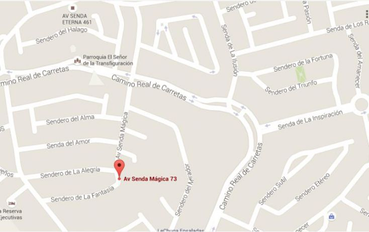 Foto de casa en venta en senda magica 73, cumbres del mirador, querétaro, querétaro, 1742821 no 03
