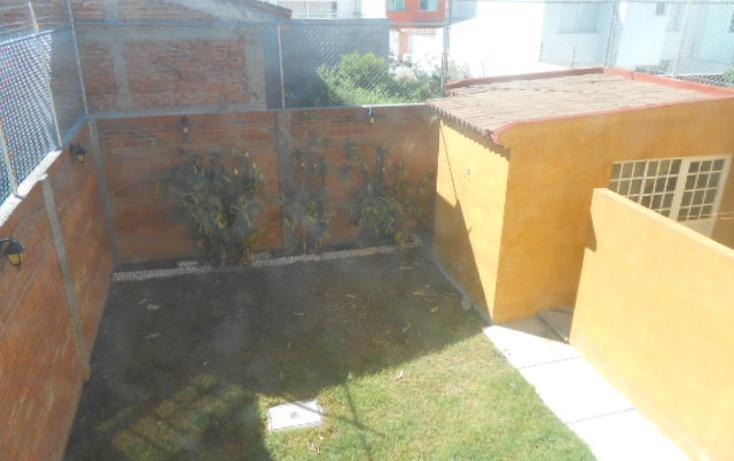 Foto de casa en renta en sendedro de las delicias 48, milenio iii fase a, querétaro, querétaro, 1702438 no 29