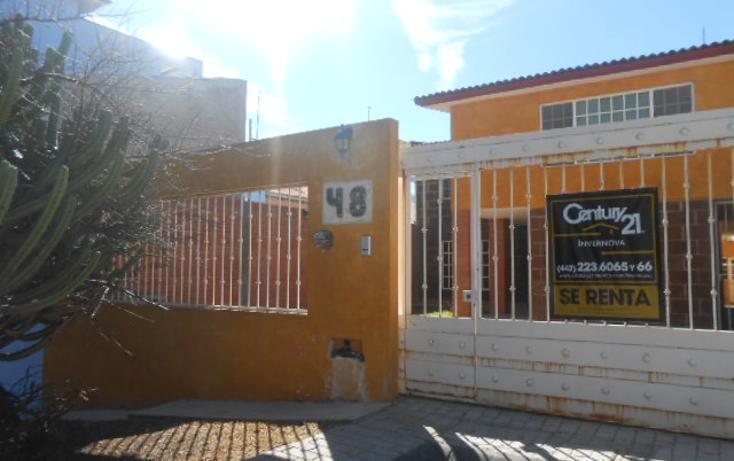 Foto de casa en renta en sendedro de las delicias 48, milenio iii fase a, querétaro, querétaro, 1702438 no 38