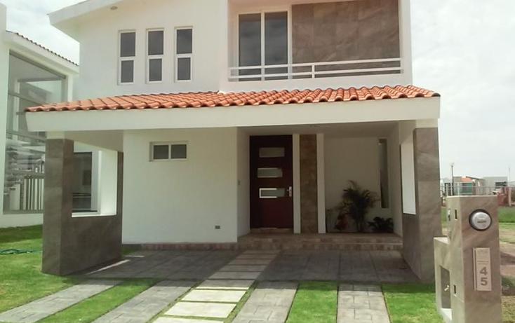 Foto de casa en venta en sendero de los arcos 0, residencial las plazas, aguascalientes, aguascalientes, 1849692 No. 01