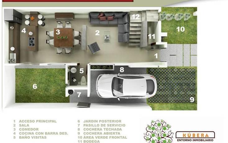 Foto de casa en venta en  , sendero de los pinos, pachuca de soto, hidalgo, 1552474 No. 26