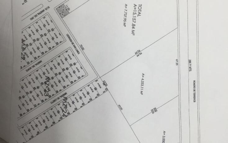Foto de terreno comercial en venta en  , sendero de los pinos, pachuca de soto, hidalgo, 2640056 No. 02