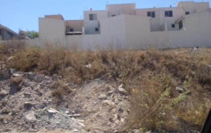 Foto de terreno habitacional en venta en sendero del arco 1000, carretas, quer?taro, quer?taro, 1667374 No. 01