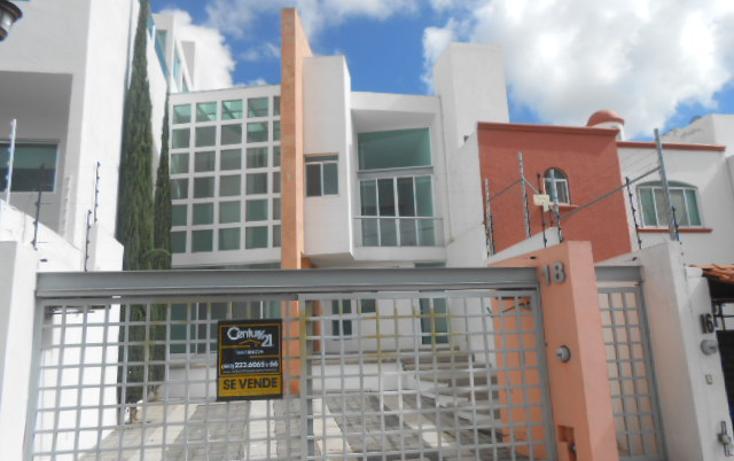 Foto de casa en venta en sendero del mirador 18, milenio iii fase a, querétaro, querétaro, 1702348 no 04