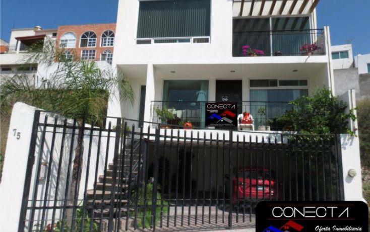 Foto de casa en venta en sendero escondido 75, cumbres del mirador, querétaro, querétaro, 1984152 no 01