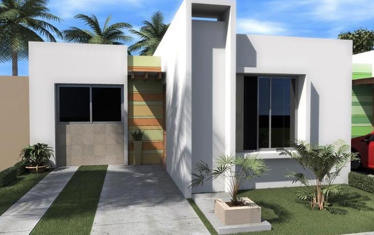 Foto de casa en venta en  , senderos de rancho blanco, villa de álvarez, colima, 1585928 No. 01