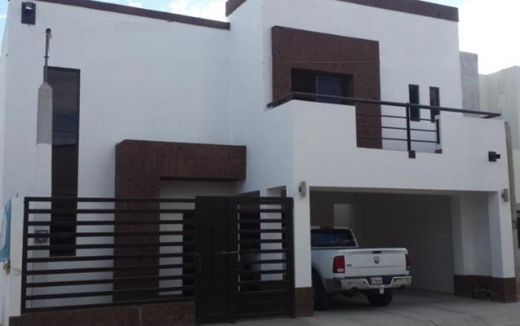 Foto de casa en venta en seraficos 41, campanario, hermosillo, sonora, 1426645 No. 01