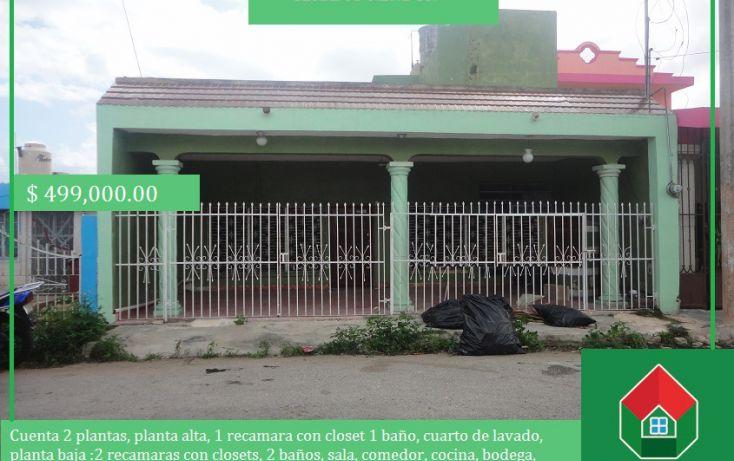Foto de casa en venta en, serapio rendón, mérida, yucatán, 1639756 no 01