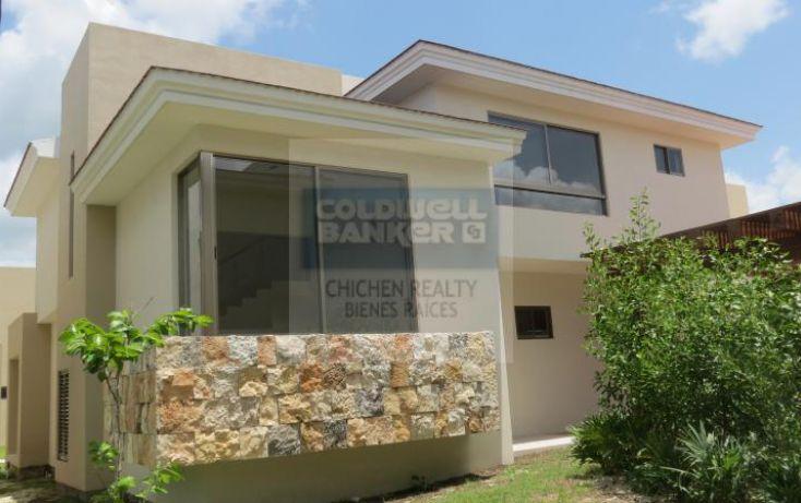 Foto de casa en condominio en venta en serena, chablekal, mérida, yucatán, 1754760 no 01
