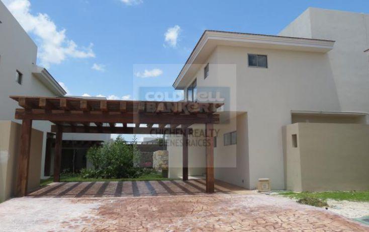 Foto de casa en condominio en venta en serena, chablekal, mérida, yucatán, 1754760 no 02