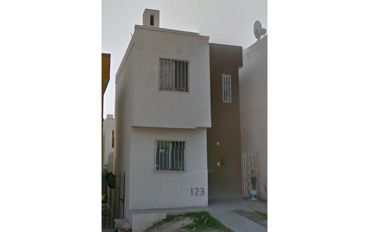 Foto de casa en venta en  , serran?as 1er sector, general escobedo, nuevo le?n, 1870562 No. 01