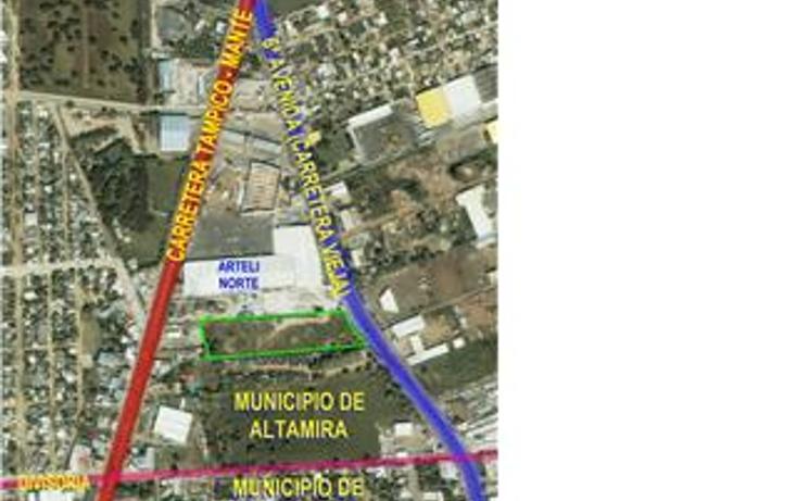 Foto de terreno habitacional en venta en sexta avenida 0, laguna de la puerta, tampico, tamaulipas, 2647694 No. 02