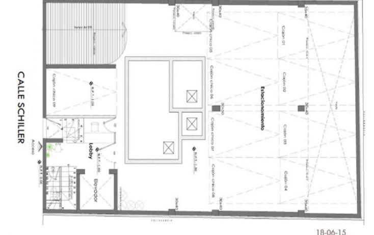 Foto de departamento en venta en shiller, polanco v sección, miguel hidalgo, df, 1439253 no 03