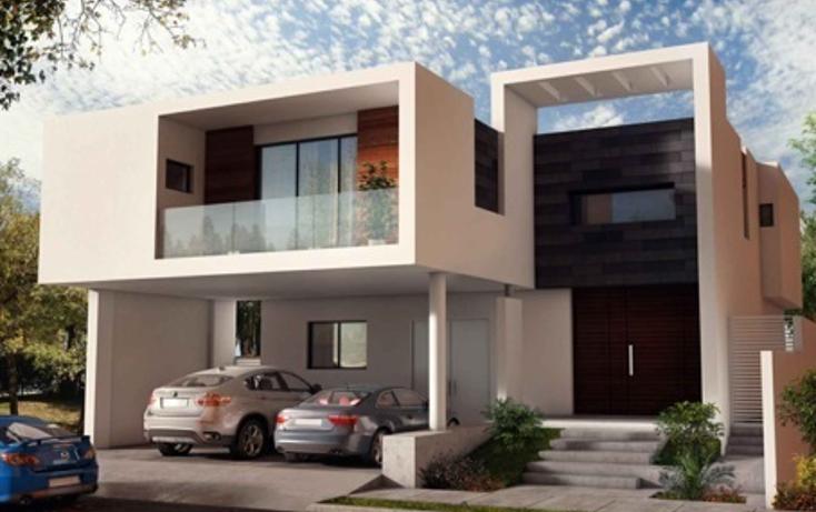 Foto de casa en venta en  , sierra alta 1era. etapa, monterrey, nuevo león, 1485081 No. 01