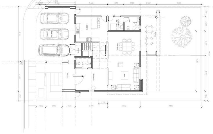 Foto de casa en venta en  , sierra alta 1era. etapa, monterrey, nuevo león, 1485081 No. 02