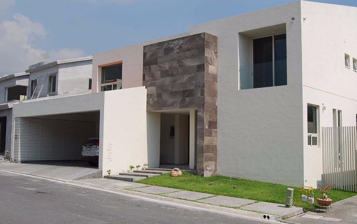Foto de casa en venta en  , sierra alta 1era. etapa, monterrey, nuevo león, 2015902 No. 01