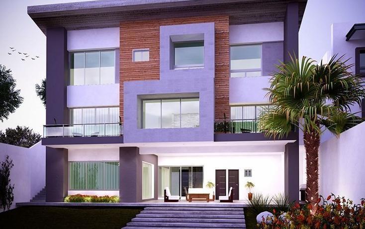 Foto de casa en venta en  , sierra alta 3er sector, monterrey, nuevo león, 1173343 No. 01