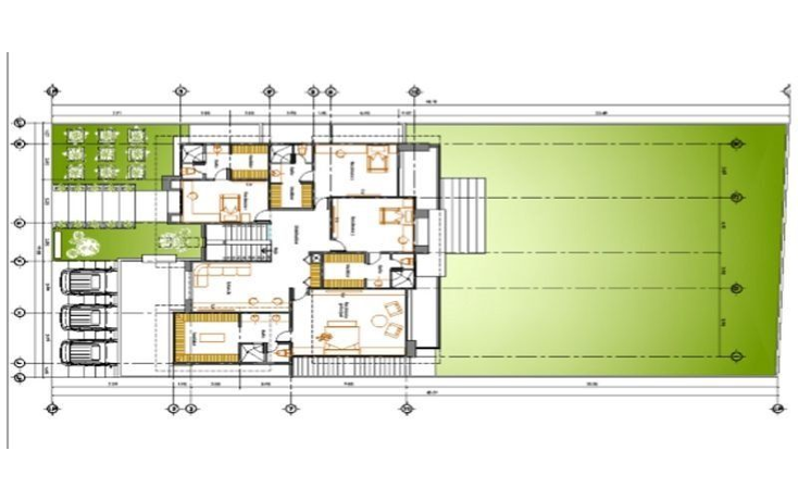 Foto de casa en venta en  , sierra alta 3er sector, monterrey, nuevo león, 1173343 No. 03