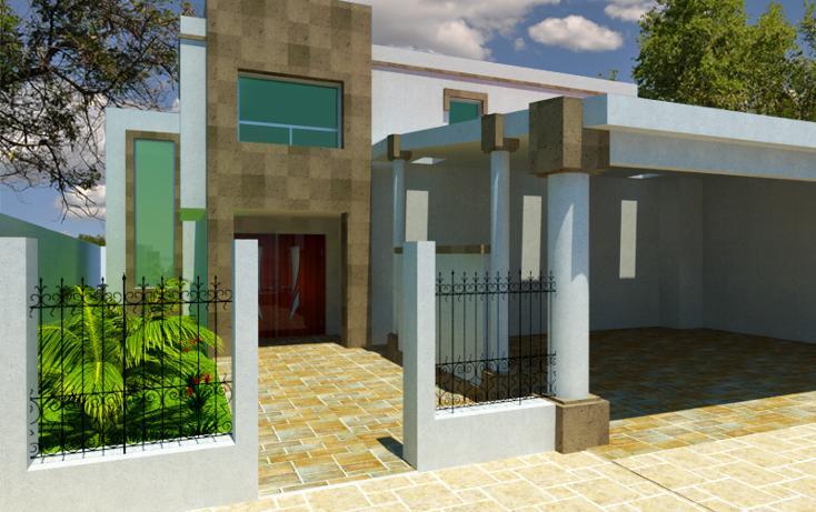 Foto de casa en venta en  , sierra alta 3er sector, monterrey, nuevo león, 1593645 No. 01
