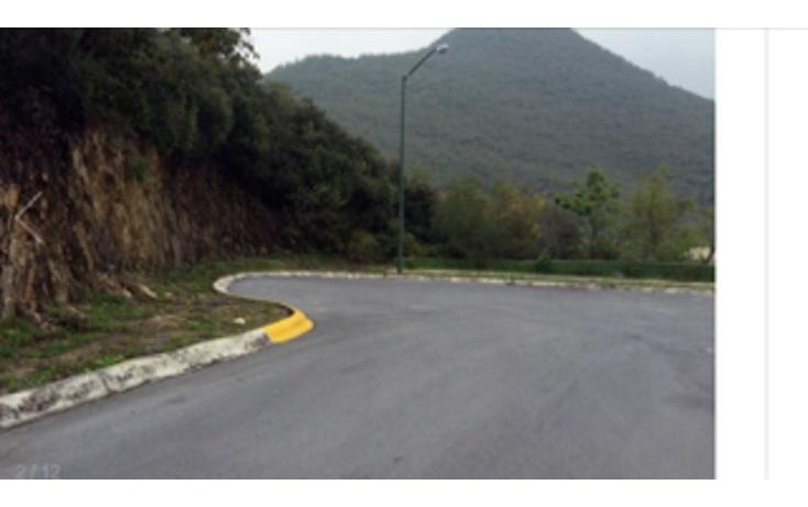 Foto de terreno habitacional en venta en  , sierra alta 3er sector, monterrey, nuevo león, 1601894 No. 02