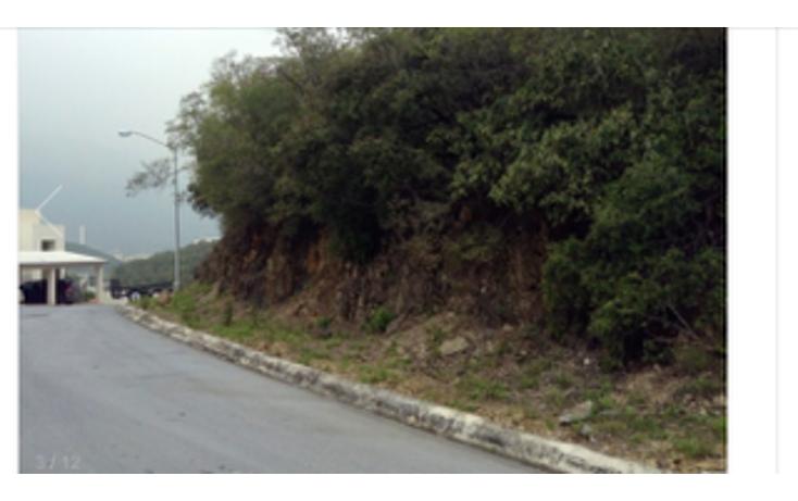 Foto de terreno habitacional en venta en  , sierra alta 3er sector, monterrey, nuevo león, 1601894 No. 03