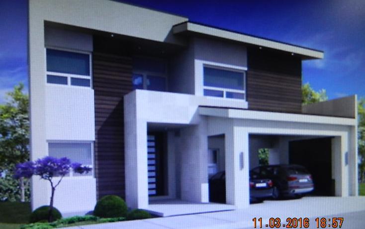 Foto de casa en venta en  , sierra alta 4 sector, monterrey, nuevo león, 1631246 No. 01