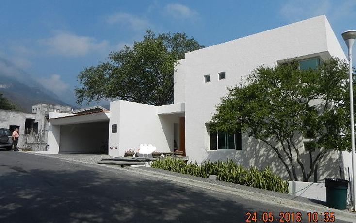 Foto de casa en venta en  , sierra alta 4 sector, monterrey, nuevo león, 1947236 No. 01