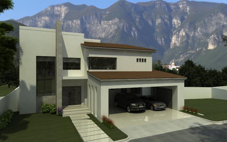 Foto de casa en venta en  , sierra alta 5 sector, monterrey, nuevo león, 1278311 No. 03