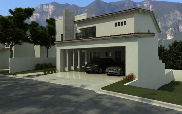 Foto de casa en venta en  , sierra alta 5 sector, monterrey, nuevo león, 1278311 No. 04