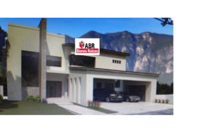 Foto de casa en venta en  , sierra alta 5 sector, monterrey, nuevo le?n, 1373837 No. 01