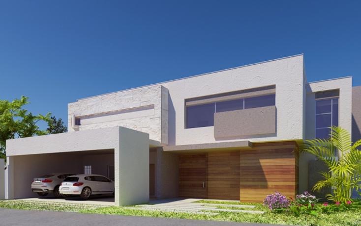 Foto de casa en venta en  , sierra alta 6 sector 2a etapa, monterrey, nuevo león, 1056095 No. 01
