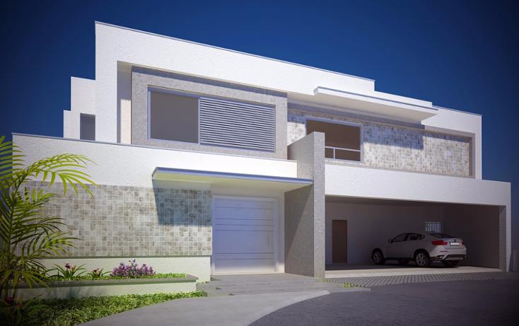 Foto de casa en venta en  , sierra alta 6 sector 2a etapa, monterrey, nuevo le?n, 1394649 No. 01