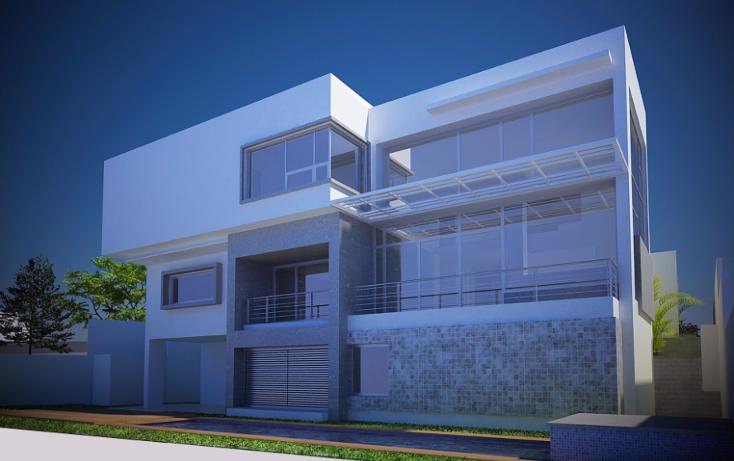 Foto de casa en venta en  , sierra alta 6 sector 2a etapa, monterrey, nuevo le?n, 1394649 No. 02