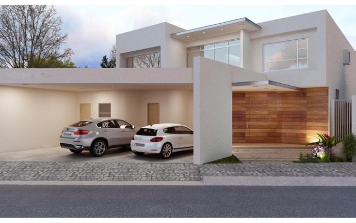 Foto de casa en venta en  , sierra alta 6 sector 2a etapa, monterrey, nuevo león, 1637482 No. 01