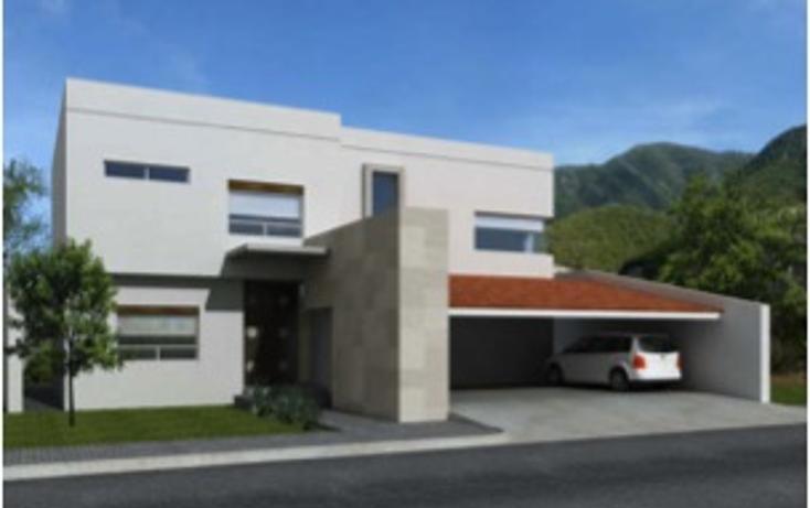 Foto de casa en venta en  , sierra alta 6 sector 2a etapa, monterrey, nuevo león, 1738336 No. 01