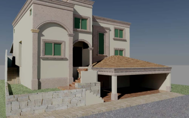 Foto de casa en venta en  , sierra alta 6 sector 2a etapa, monterrey, nuevo león, 1814932 No. 01