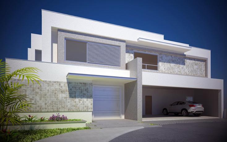 Foto de casa en venta en  , sierra alta 6 sector 2a etapa, monterrey, nuevo le?n, 1929914 No. 01