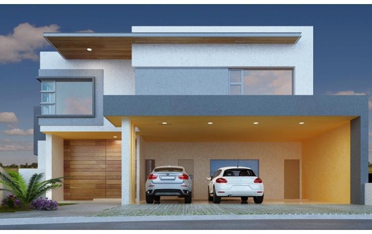 Foto de casa en venta en  , sierra alta 6 sector 2a etapa, monterrey, nuevo león, 944293 No. 01