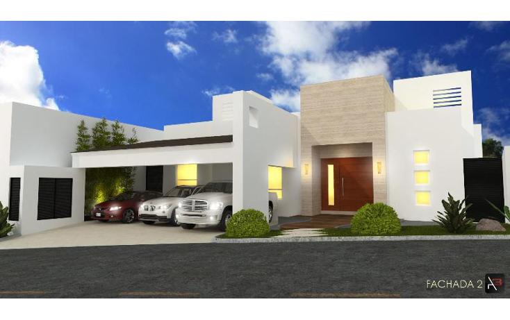 Foto de casa en venta en  , sierra alta 6 sector, monterrey, nuevo león, 1202459 No. 01