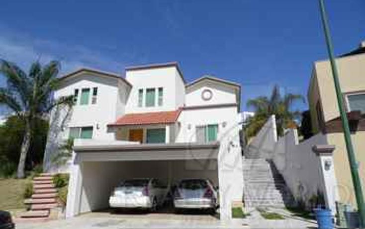 Foto de casa en venta en  , sierra alta 6 sector, monterrey, nuevo león, 1275567 No. 01