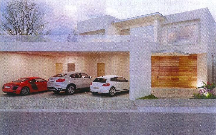 Foto de casa en venta en  , sierra alta 6 sector, monterrey, nuevo le?n, 1662920 No. 01