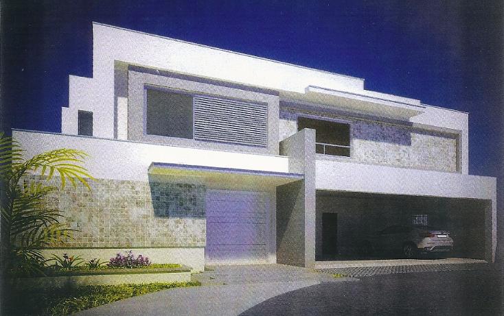 Foto de casa en venta en  , sierra alta 6 sector, monterrey, nuevo león, 1664226 No. 01