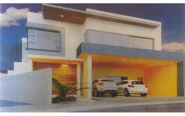 Foto de casa en venta en  , sierra alta 9o sector, monterrey, nuevo león, 1578272 No. 01