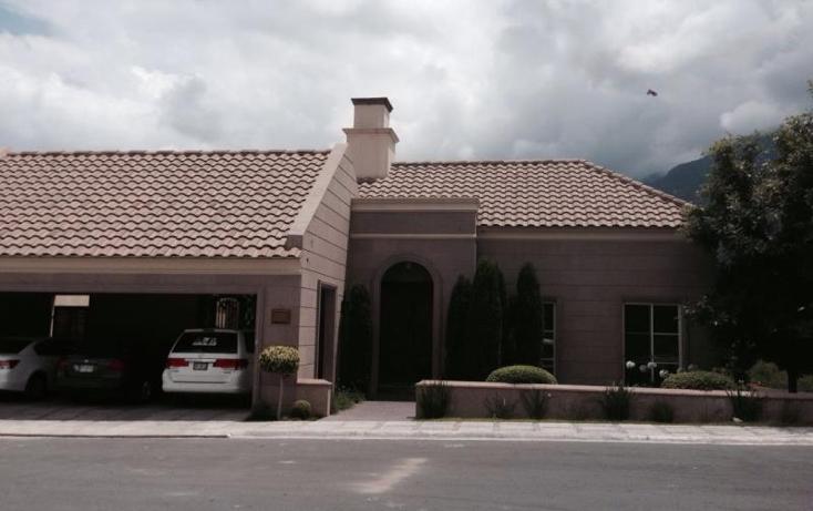 Foto de casa en venta en  , sierra alta 9o sector, monterrey, nuevo le?n, 1648016 No. 02