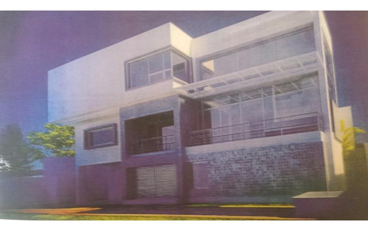 Foto de casa en venta en  , sierra alta 9o sector, monterrey, nuevo león, 1748368 No. 01