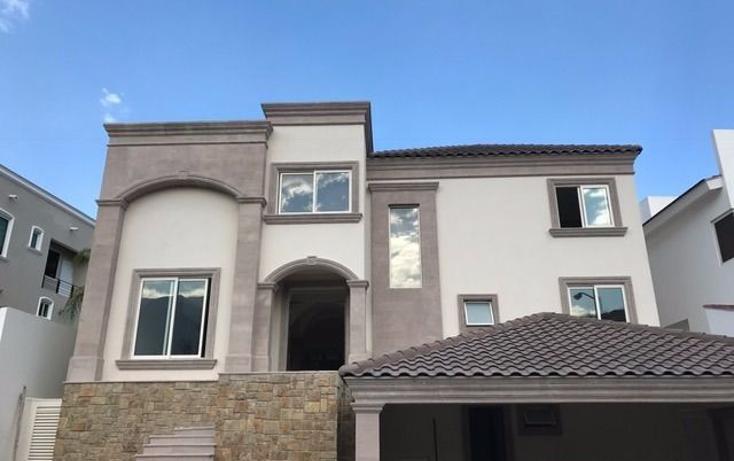 Foto de casa en venta en  , sierra alta 9o sector, monterrey, nuevo león, 1862374 No. 01